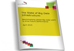 """Estudio: """"The State of Big Data Infrastructure: Benchmarking Global Big Data Users to Drive Future Performance"""""""